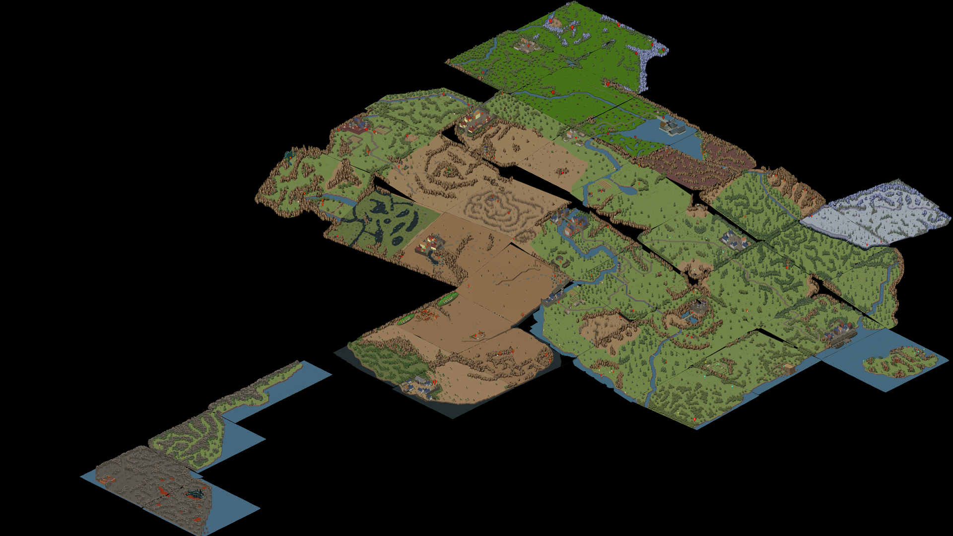 File:Detailed Map Full 66% png - Exiled Kingdoms Wiki
